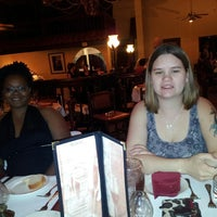 Photo taken at Rinos eestaurant and lounge by Michelle Renee C. on 4/21/2013