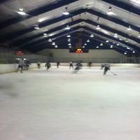 Photo taken at Bridgewater Sports Arena by Jake M. on 2/23/2014