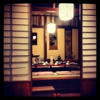 Photo taken at Maneki by Jeff T. on 10/19/2012