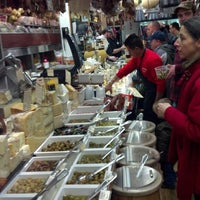 Photo taken at Di Bruno Bros. by Kayleigh K. on 12/17/2012