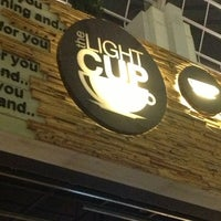 Photo taken at The Light Cup (TLC) by Agun T. on 11/23/2012