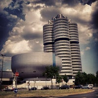 Photo taken at BMW Museum by Tomas K. on 7/24/2013