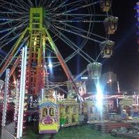 Photo taken at Malacca Fun Fair by QaQa Q. on 3/30/2013