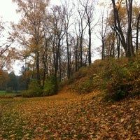 Photo taken at Arkādijas parks by Arturs L. on 10/21/2012