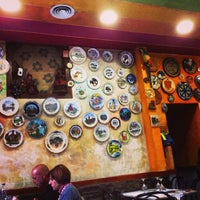 Photo taken at La Cantonada by Tanya B. on 4/21/2014