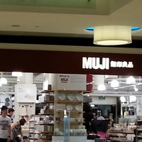 Photo taken at MUJI by Salbiah N. on 1/18/2014