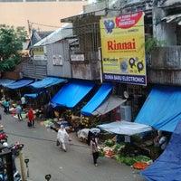 Photo taken at Pasar Bogor by Karena K. on 5/15/2014