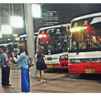 Photo taken at Central City Bus Terminal by Renn S. on 7/26/2013