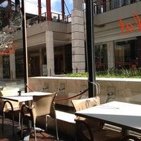 Photo taken at Chocolat Café by Marc-Jon V. on 12/18/2012
