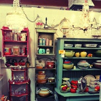 Photo taken at Brass Armadillo Antique Mall by Aris G. on 3/18/2013