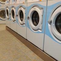 Photo taken at Super Clean Laundromat by Super Clean Laundromat on 2/24/2014