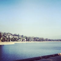 Photo taken at Silver Lake Reservoir by eeena d. on 5/4/2013