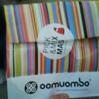 Photo taken at Oomuombo by Elena C. on 1/4/2013
