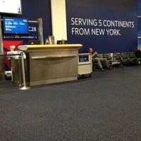 Photo taken at Terminal C by Bobby on 9/13/2013