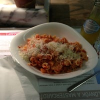 Photo taken at Vapiano by Gabor P. on 1/30/2013