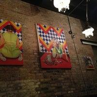 Photo taken at Simone's Bar by Freddie R. on 1/15/2013
