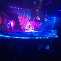 Photo taken at 长隆国际大马戏 Chimelong International Circus by Chucho R. on 10/10/2016