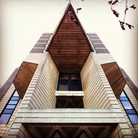 Photo taken at Robarts Library by Stilez on 11/22/2012