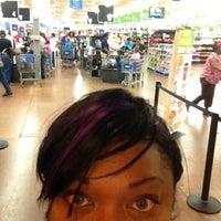Photo taken at Walmart Supercenter by Betty D. on 12/14/2012