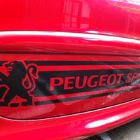 Photo taken at KK Peugeot by Jaka S. on 5/18/2013
