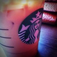 Photo taken at Starbucks by Sana T. on 11/12/2012