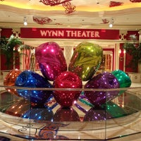 Photo taken at Wynn Las Vegas by Engel C. on 3/7/2013