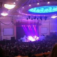 Photo taken at Spa Theatre & Royal Hall by Dan W. on 11/4/2012
