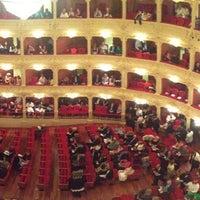 Photo taken at Teatre Principal by Сергей on 5/30/2014