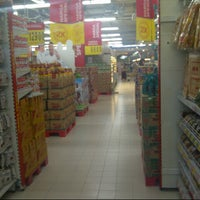 Photo taken at Carrefour by rendi a. on 5/12/2014