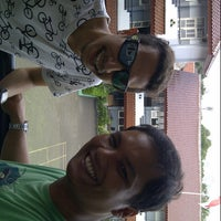 Photo taken at SMPN 13 Jakarta by Hunter S. on 12/1/2012
