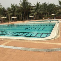 Photo taken at Le Méridien Ibom Hotel & Golf Resort by Recep E. on 1/31/2016