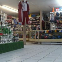 Photo taken at Deportes Ibarra by Osiel M. on 1/26/2013