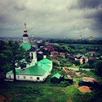 Photo taken at Владимир by Irina P. on 5/26/2013