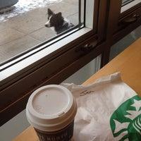 Photo taken at Starbucks by Jen B. on 1/14/2016