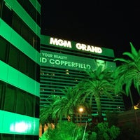 Photo taken at MGM Grand Hotel & Casino by Dmitry U. on 10/28/2013
