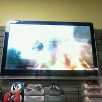Photo taken at Game Hounds Video Games & Gifts by Jen S. on 11/15/2012