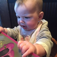Photo taken at TGI Fridays by andrea w. on 4/2/2015