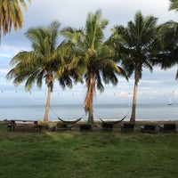 Photo taken at Smugglers Cove Beach Resort & Hotel by Raymond C. on 1/10/2016