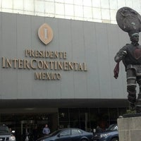 Photo taken at Presidente InterContinental by Agustin L. on 3/12/2013