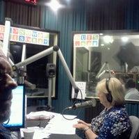 Photo taken at WUIS-FM Studios by Matthew P. on 10/11/2012