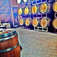 Photo taken at Amalthea Winery by Robin S. on 9/25/2013