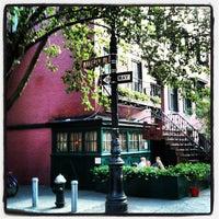 Photo taken at The Waverly Inn by Richard B. on 8/6/2013