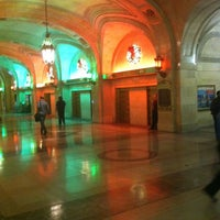 Photo taken at Chicago City Hall by AJ B. on 11/21/2012