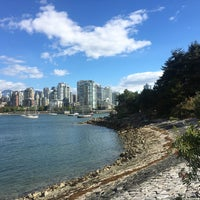 Photo taken at Charleson Park by Nins on 8/27/2016