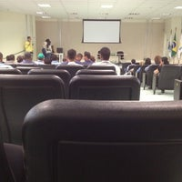 Photo taken at COMPERJ -Prédio da Fiscalização by William M. on 11/12/2012