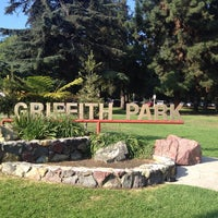 Photo taken at Griffith Park - Western Ave Entrance by Willo O. on 11/3/2013
