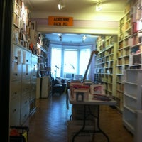 Photo taken at Lesbian Herstory Archives by Squiggy G. on 6/9/2012