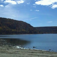 Photo taken at Devil's Lake State Park by Grant F. on 10/7/2012