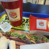 Photo taken at Burger King by SaLih K. on 3/28/2013