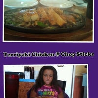 Photo taken at Chopsticks by Stephanie R. on 10/5/2012